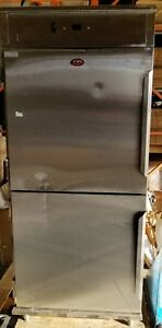 Fwe Food Warming Cabinet Tst 19sl tb Heated Holding Cart Taco Bell