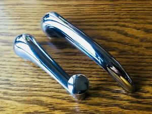 1950 86 International Harvester Window Crank Door Handles Vtg Scout Van Truck