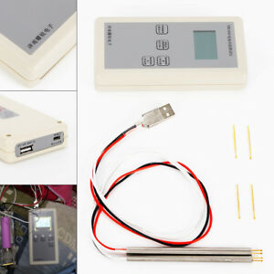 Battery Internal Resistance Meter Tester For Nickel metal Button Dry Battery Pro