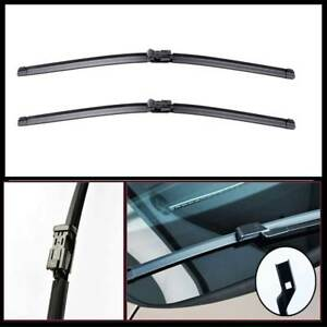 Front Window Windscreen Wiper Blades For Ford Focus Hatchback 2012 17