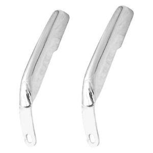 For Dodge Charger 1968 1970 Auto Metal Direct Rear Bumper Guards