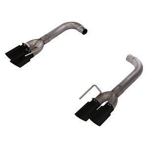 For Ford Mustang 18 Pypes 409 Exhaust System Ss Muffler Delete Axle Back Exhaust