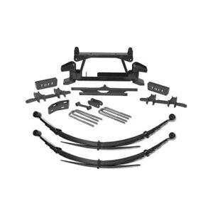 For Chevy K3500 1988 1997 Tuff Country 14825k 4 Front Suspension Lift Kit