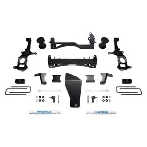 For Nissan Titan Xd 16 19 Fabtech 6 X 3 Basic Front Rear Suspension Lift Kit