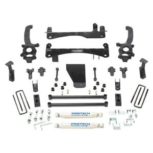 For Nissan Frontier 06 19 Fabtech 6 X 4 Basic Front Rear Suspension Lift Kit