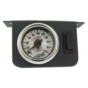 Air Lift 26157 Dual Needle Gauge Panel