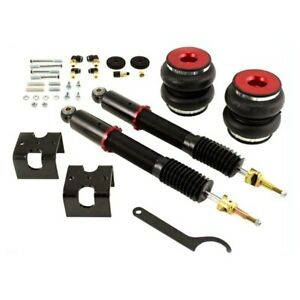 For Volkswagen Cc 09 15 5 8 Rear Performance Air Suspension Lowering Kit