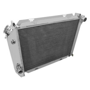 For Ford Thunderbird 67 68 All Aluminum Engine Coolant Radiator