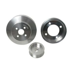 For Ford Mustang 1994 1995 Bbk Power plus Underdrive Pulley System