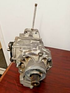 2006 Vw Passat B6 3 6l 4 Motion Awd V6 Transfer Case Differential 4wd