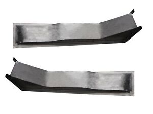 1957 1958 1959 1960 Ford Pickup Truck Front Floor Braces New Pair