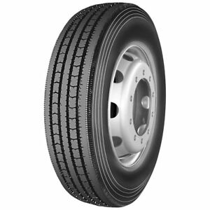 1 X Commercial Truck Tire 245 70r19 5 135 133m 16 Ply All Position Tire New