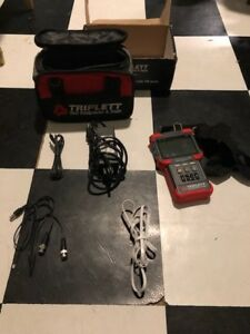 Triplett Camview Ip Pro 8072 Camera Tester W Cables Bag Accessories