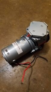 Diaphragm Pump Gast Moa v111 jh New Working Condition