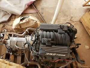 392 Hemi Engine From A 2015 Charger