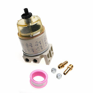R12t For Fuel Filter Water Separator 120at 15 Gph 57 Lph Durable