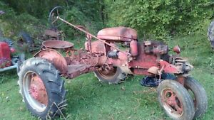 Farmall B Cultsvision Antique Tractor Bn International