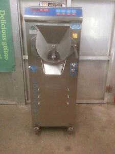 Technogel Mantegel 30 Ice Cream Sorbet Gelato Batch Freezer Machine