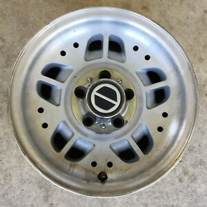 1993 1995 Ford Ranger Wheel Rim Factory Genuine 14x6 Machined Oem 3074 Cap