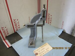 Atlas Craftsman 12 Lathe Follower Rest L4 396