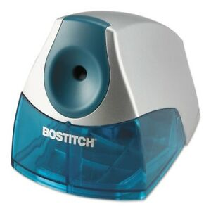 Stanley Bostitch Personal Electric Pencil Sharpener Blue