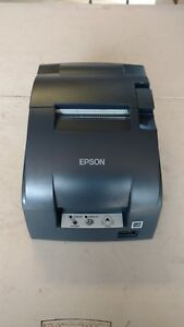 Epson Tm u220b Model M188b Pos Point Of Sale Dot Matrix Printer Serial Interface