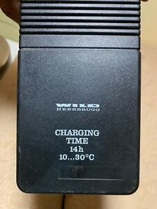 Leica Wild Heerbrugg Total Station Type Gkl12 1 Battery Charger