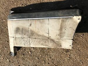 1954 Ford 2 door Hard Top Drivers Side Rear Arm Rests Lower Panels