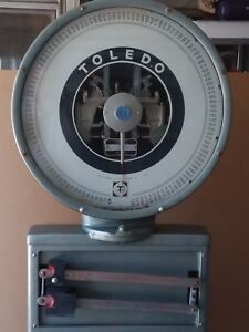 Toledo Scale 1800lbs Total Gross Weight can Deliver Within 250 Miles For Fee