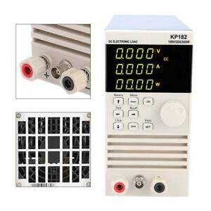 Kp182 High Accuracy Single Channel Digital Electronic Dc Load Tester Us eu Plug