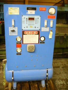 Thermco Instrument Corporation Model 8300 To 50 Hyd In Nitrogen Gas Mixer