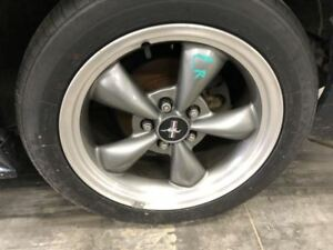 Wheel 17x8 5 Spoke Gt With Exposed Lug Nuts Fits 94 04 Mustang 518332