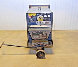 Lincoln Idealarc Dc 400 Welder Power Source 3 phase