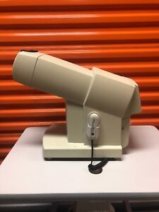 Zeiss Humphrey Ref 710 Series Visual Field Analyzer Powers On Parts Only