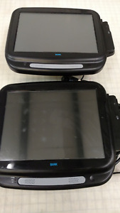 Pos Bank Point Of Sale Touch Screen System lot Of 2
