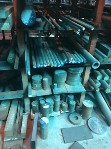 D5 Tool Steel Rounds Misc Lot Approx 306 Lbs Rare Find