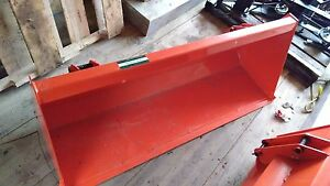 Kubota Tractor Bucket 60 No Shipping