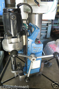 Hougen Magnetic Drill 10914 115 Volt To 2 1 6 2 D o c