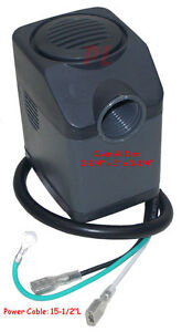 Submersible Pump Parts Washer 40 20 Gallon Solvent