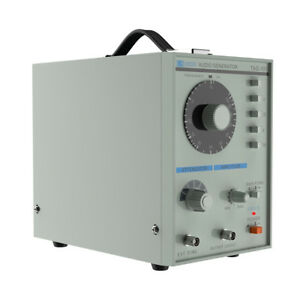 High Precision Tag 101 220v Low Frequency Signal Generator 10hz 1mhz White Ams