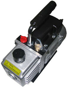 Electric Refrigerant 2 5cfm Vacuum Pump 1 4hp 10 Pa