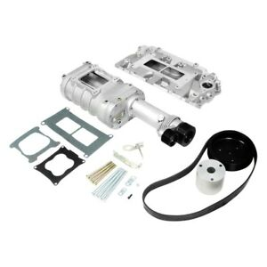 For Chevy Camaro 68 72 Weiand 174 Blower Pro street Satin Supercharger Kit