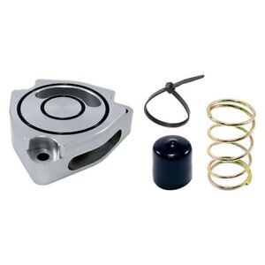 For Kia Forte 17 18 Torque Solution Ts sp2 kfs Silver Blow Off Valve Sound Plate