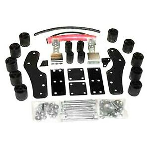 For Toyota Tundra 00 02 3 X 3 Front Rear Body Lift Kit