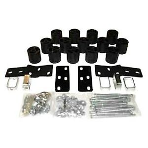 For Ford Ranger 95 97 Performance Accessories 3 X 3 Front Rear Body Lift Kit