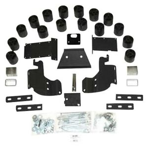 For Dodge Ram 1500 03 Performance Accessories 3 X 3 Front Rear Body Lift Kit