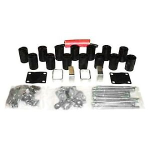 For Toyota Tacoma 95 00 3 X 3 Front Rear Body Lift Kit