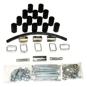 For Ford Bronco Ii 89 90 3 X 3 Front Rear Body Lift Kit