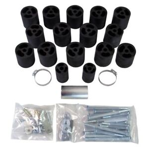 For Chevy S10 83 93 Performance Accessories 3 X 3 Front Rear Body Lift Kit