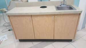 Medical And Dental Operatory Cabinet Good Condition 4 Available